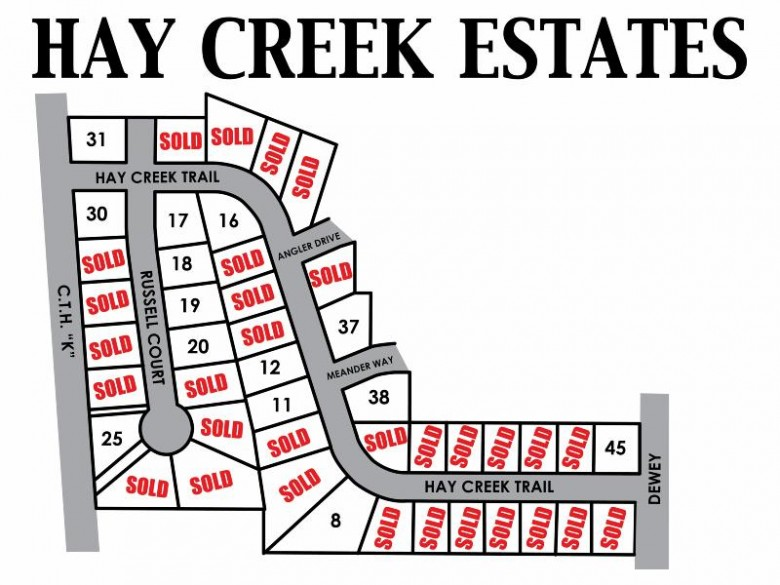 L37 Hay Creek Tr, Reedsburg, WI by First Weber Real Estate $35,500