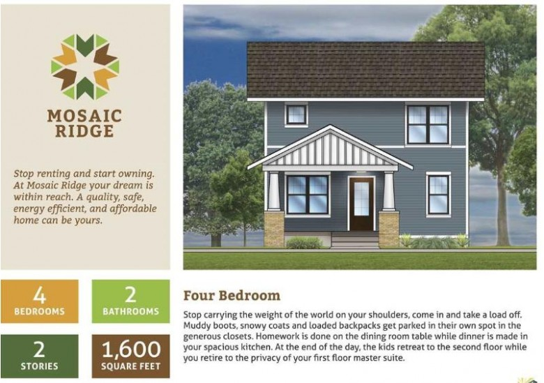 2429 Dunns Marsh Terr, Madison, WI by Re/Max Preferred $46,050