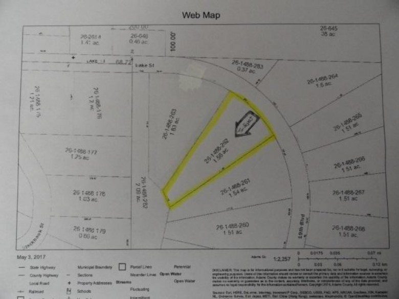L13 19th Blvd, Friendship, WI by First Weber Real Estate $39,900