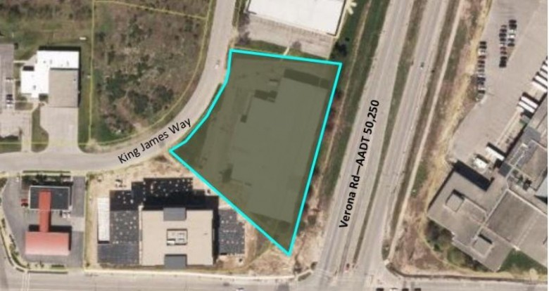 5396 King James Way, Madison, WI by Key Commercial Real Estate, Llc $905,000