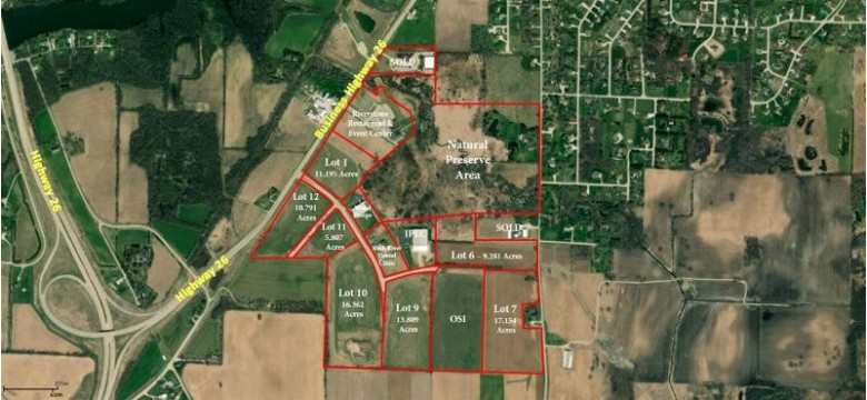 84 AC Hwy 26, Fort Atkinson, WI by Madison Commercial Real Estate Llc $1,680,000