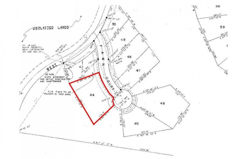 L44 Staghorn Fawn Ct, La Valle, WI by Re/Max Preferred $9,900