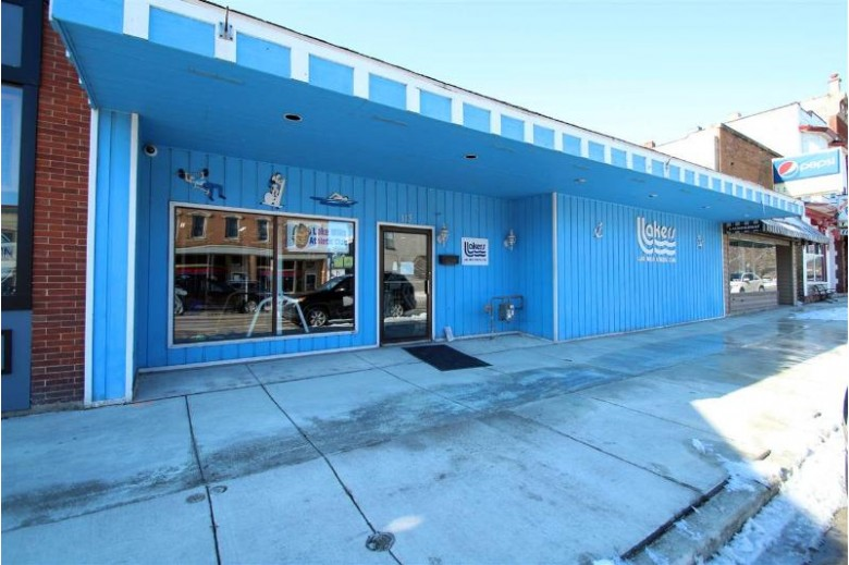 111-113 S Main St, Lake Mills, WI by Re/Max Community Realty $269,900