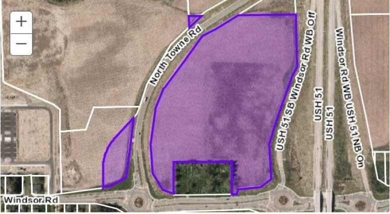 22.56 AC North Towne Rd, Windsor, WI by First Weber Real Estate $1,250,000