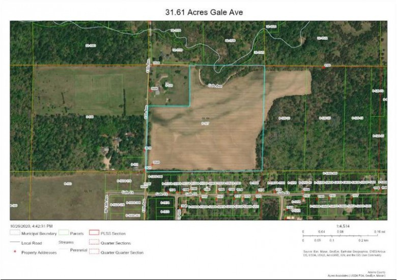 31 AC Gale Ave, Wisconsin Dells, WI by Landman Realty Llc $149,900
