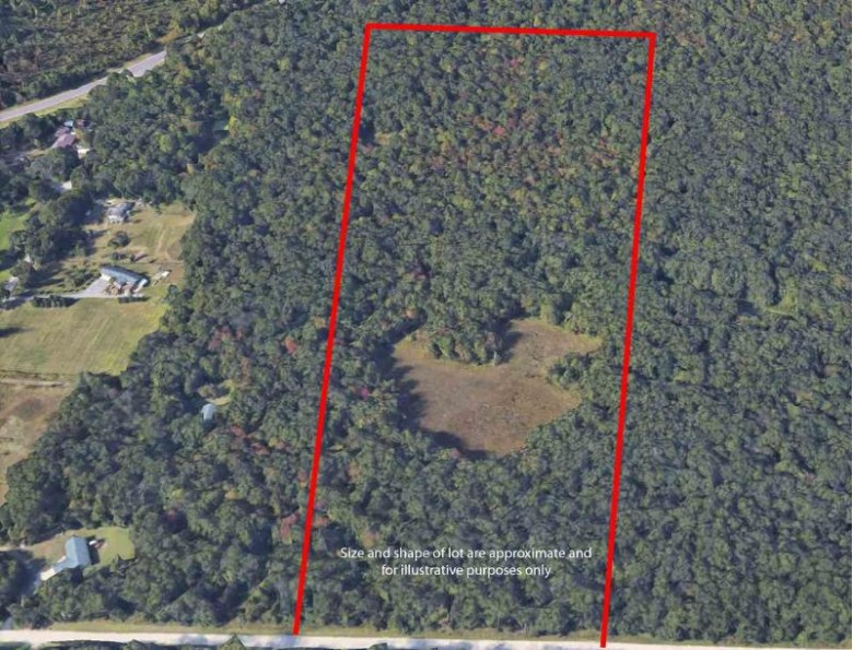 8.74 Acres Trout Rd, Wisconsin Dells, WI by Exit Realty Hgm $177,000