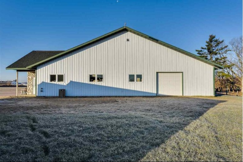 W1996 Barry Rd LOT2, Dalton, WI by Big Block Midwest $388,900