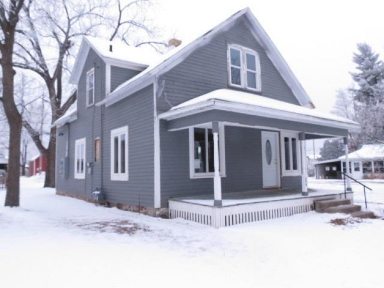 468 Wisconsin St, Wild Rose, WI by First Weber Real Estate $60,000