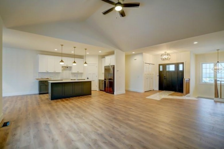 6255 John F Kennedy Dr DeForest, WI 53532 by First Weber Real Estate $574,900
