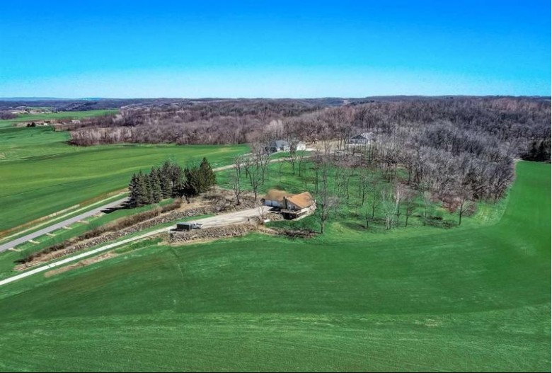 6494 County Road Kp Mazomanie, WI 53560 by First Weber Real Estate $389,900