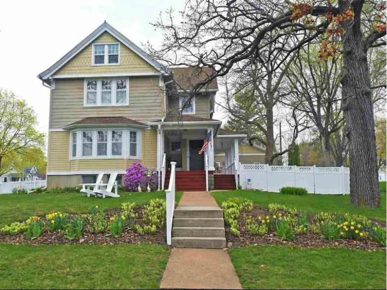 205 Water St Prairie Du Sac, WI 53578 by First Weber Real Estate $455,000