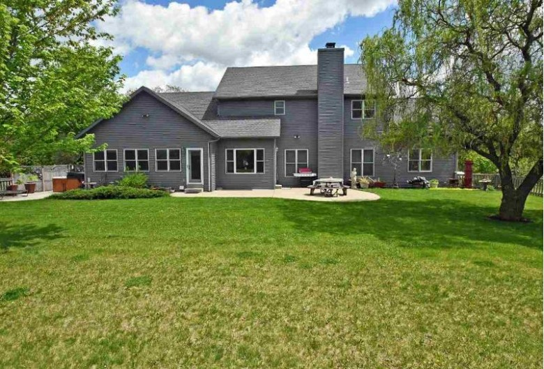 S10505 Troy Rd Sauk City, WI 53583-9432 by First Weber Real Estate $850,000