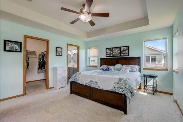424 Whitetail Way Deerfield, WI 53531 by Re/Max Property Shop $360,000