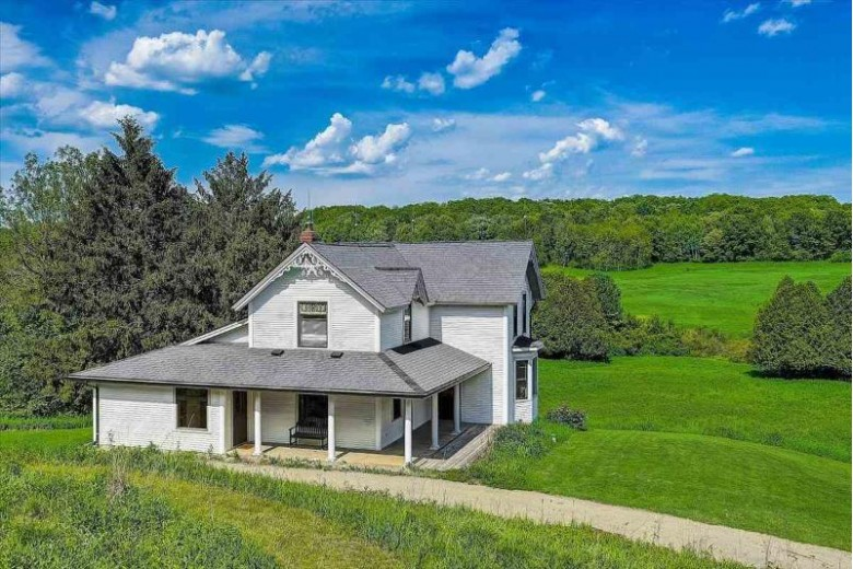201 N Hay Hollow Road Mount Horeb, WI 53572-3259 by First Weber Real Estate $1,250,000