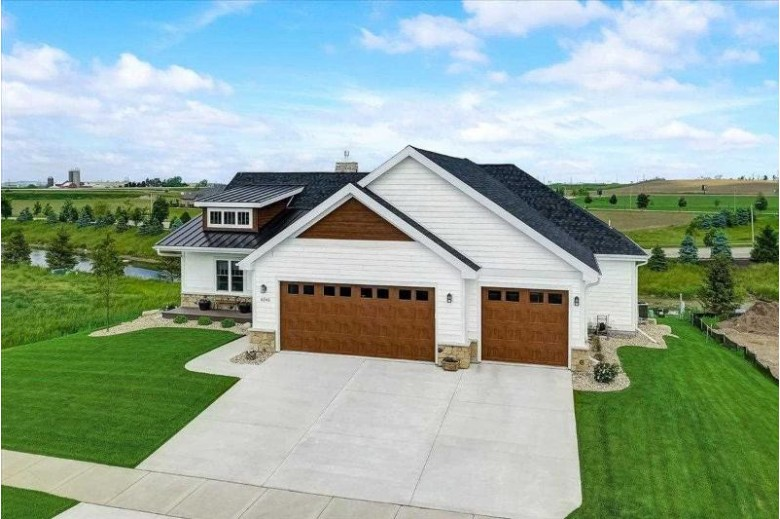 6245 Fountainhead Cir DeForest, WI 53532 by First Weber Real Estate $689,900