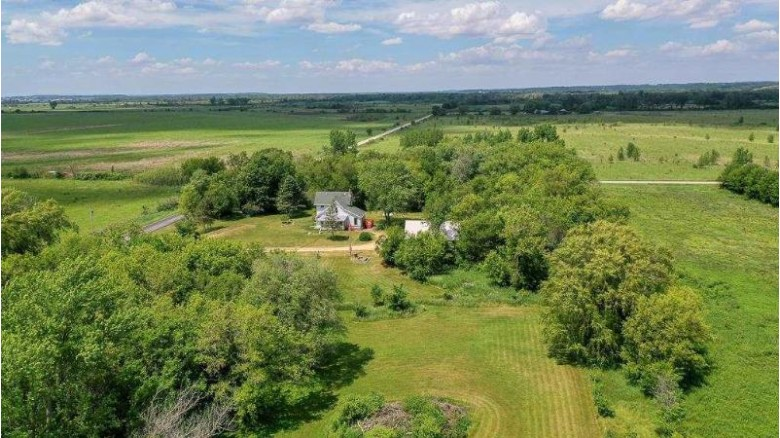 11137 S Hopkins Rd, Brodhead, WI by Century 21 Affiliated $224,900