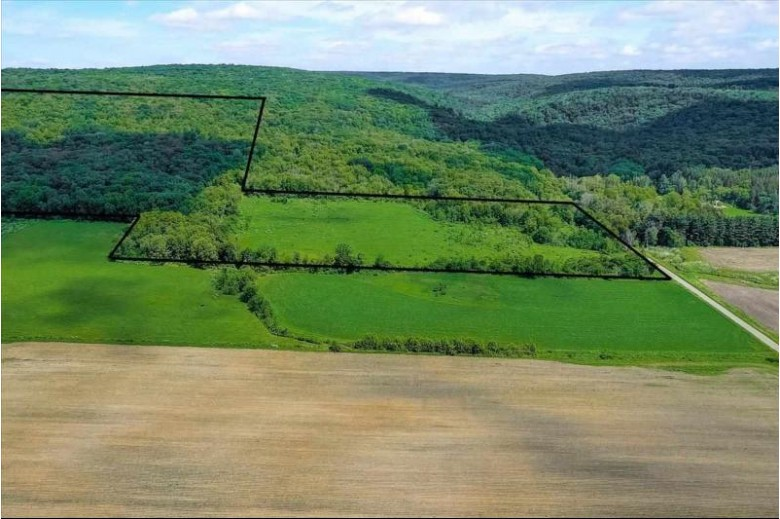 75.88 ACRES Stones Pocket Rd North Freedom, WI 53951 by First Weber Real Estate $459,900
