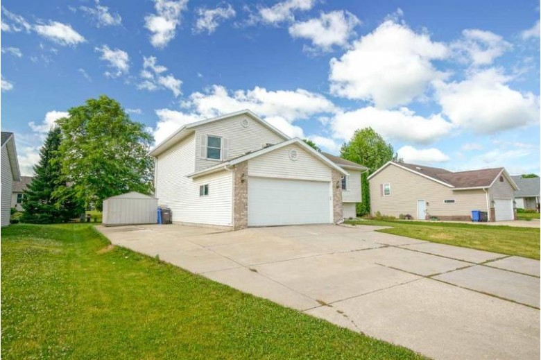 1138 S Perry Pky Oregon, WI 53575 by Exit Realty Hgm $349,900