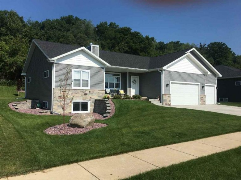 357 Whitetail Way Deerfield, WI 53531-9710 by Exp Realty, Llc $399,000