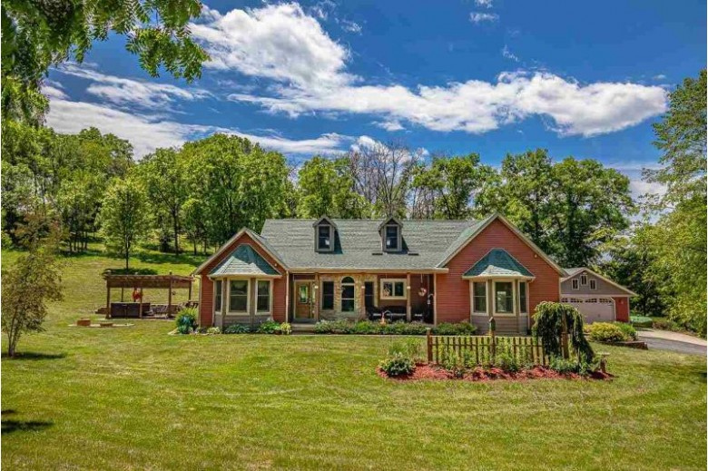 1101 Sawmill Rd Blanchardville, WI 53516 by Exit Professional Real Estate $499,900