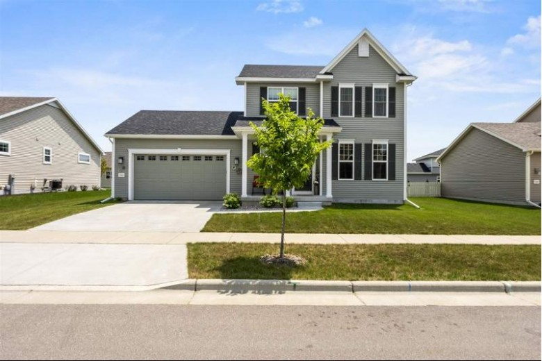 7115 Field Flower Way Madison, WI 53718 by Mhb Real Estate $359,900