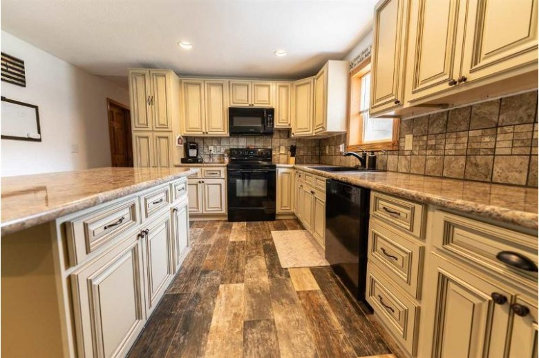 W8585 Norton Rd Mauston, WI 53948 by First Weber Real Estate $249,000