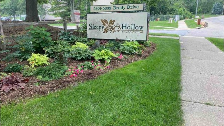 5333 Brody Dr 101 Madison, WI 53705 by Bruner Realty & Management $136,000