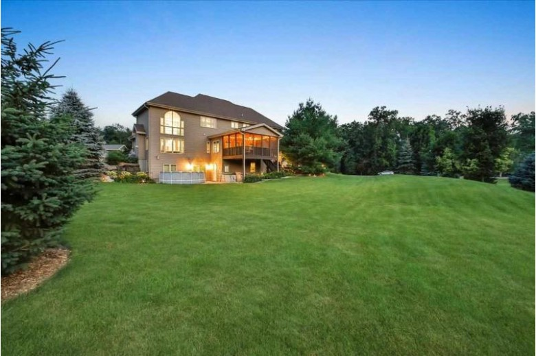 5815 Fox Tail Rd Marshall, WI 53559 by First Weber Real Estate $599,900