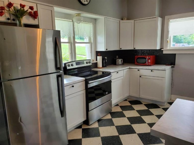345 Walnut St, Loganville, WI by First Weber Real Estate $129,900