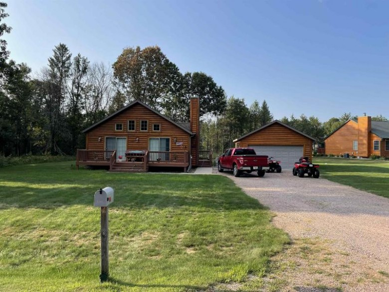 1166 Brown Bear Tr, Nekoosa, WI by First Weber Real Estate $219,900