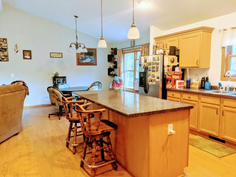 941 W Trout Valley Rd, Hancock, WI by Coldwell Banker Belva Parr Realty $199,900