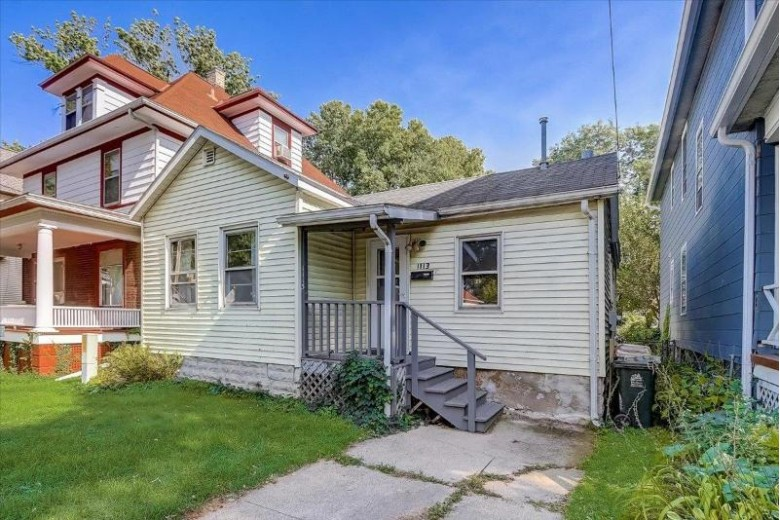 1113 Jenifer St, Madison, WI by Realty Executives Cooper Spransy $190,000