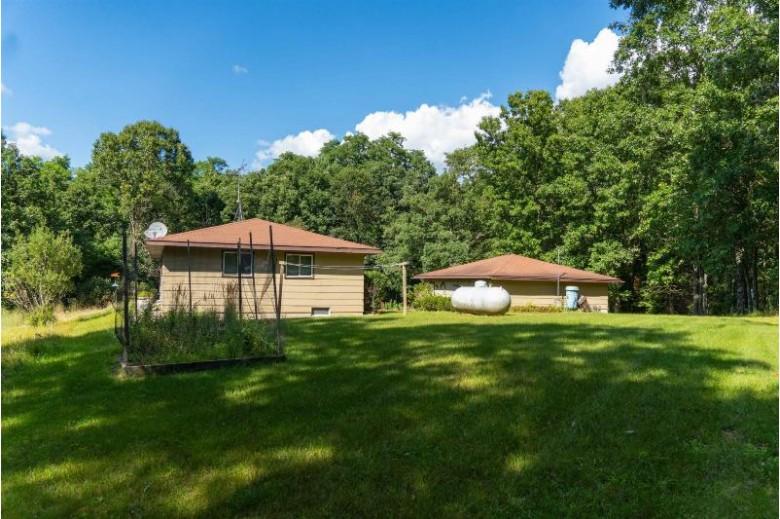 W2380 Pine Rd, Neshkoro, WI by Berkshire Hathaway Homeservices Metro Realty $259,800