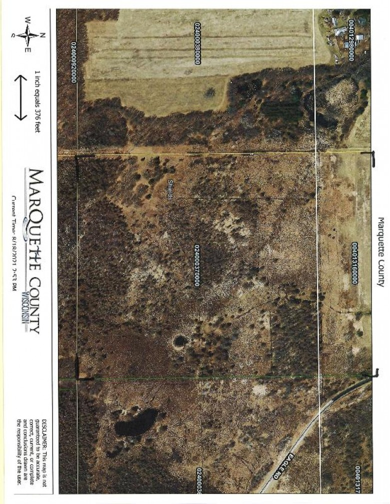 53 ACRES Eagle Rd Neshkoro, WI 54960-0000 by First Weber Real Estate $150,000