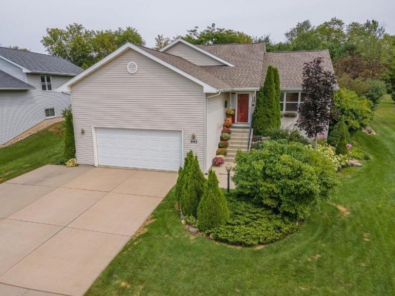 643 Parkside Ave Baraboo, WI 53913 by First Weber Real Estate $299,900