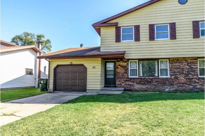 22 O'Brien Ct Madison, WI 53714 by First Weber Real Estate $199,900