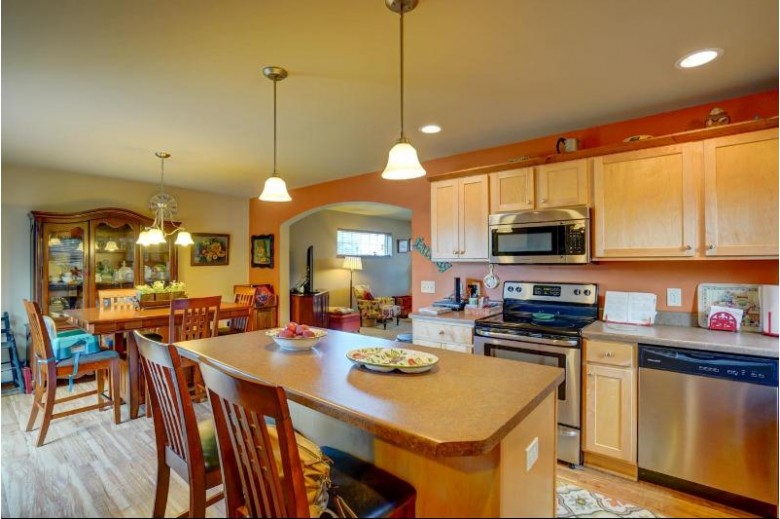 6101 Arrowpoint Way McFarland, WI 53558 by First Weber Real Estate $394,400