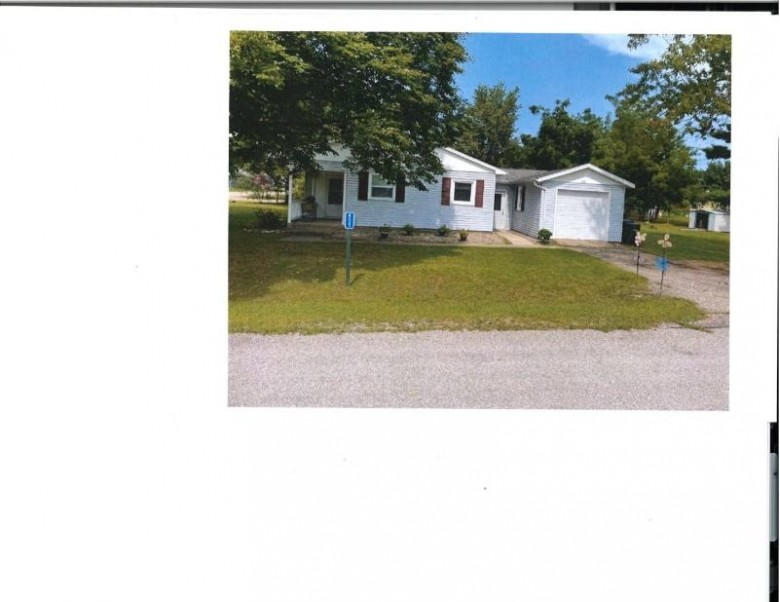 805 Carey St Wild Rose, WI 54984 by Sold By Realtor $90,000