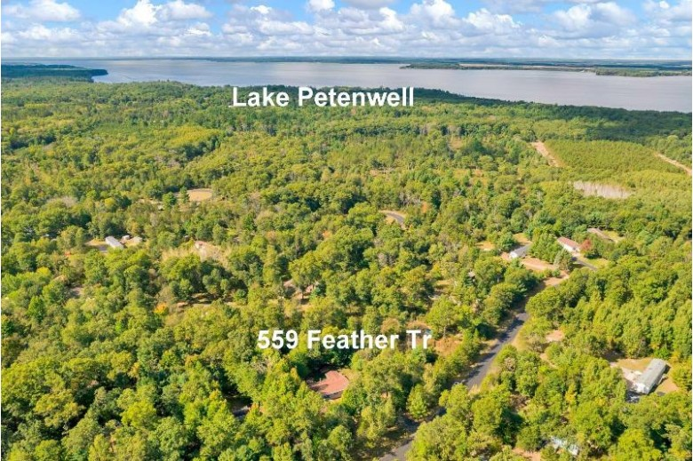 559 Feather Tr Nekoosa, WI 54457 by Rome Realty Llc $214,900