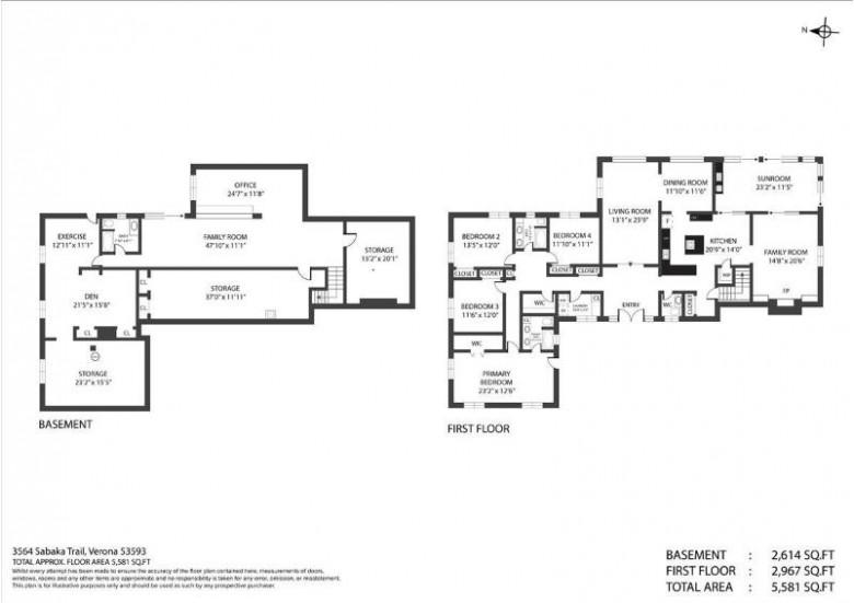 3564 Sabaka Tr, Verona, WI by Restaino & Associates Era Powered $595,000