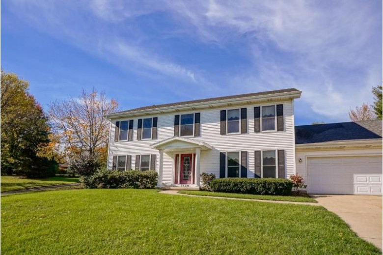 7529 Fox Point Cir Madison, WI 53717 by First Weber Real Estate $499,500
