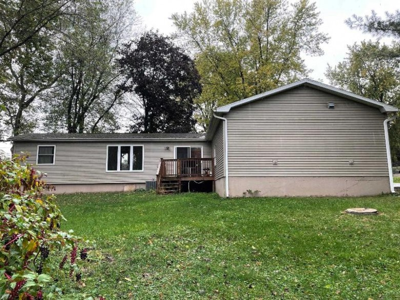 W8348 Pilz Rd Browntown, WI 53522 by First Weber Real Estate $139,900