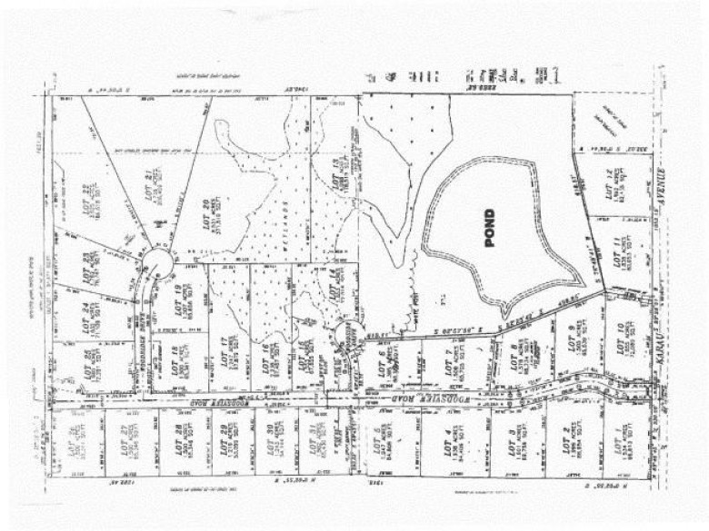 LOT 10 Woodsview Road, Marshfield, WI by Century 21 Gold Key $25,900