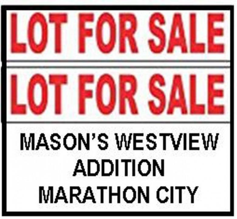 Lot 3 Thornapple Street, Marathon, WI by Re/Max Excel $30,000