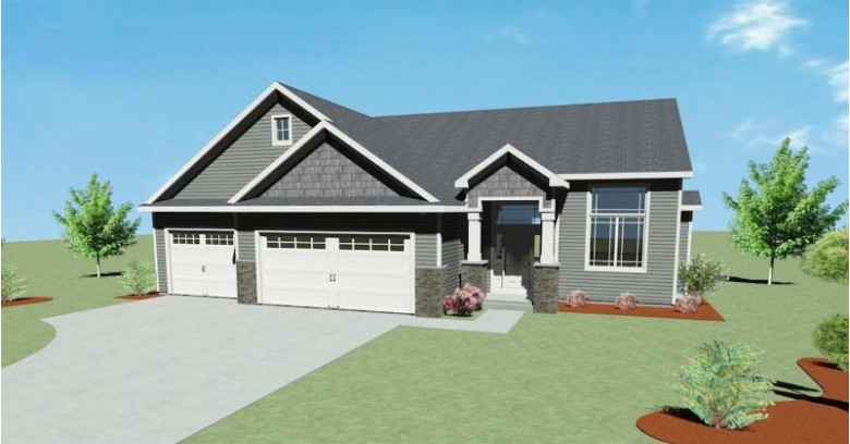 3102 Waterview Drive LOT #24 BRIDGEWATER SUB, Biron, WI by Erbes Realty $476,900
