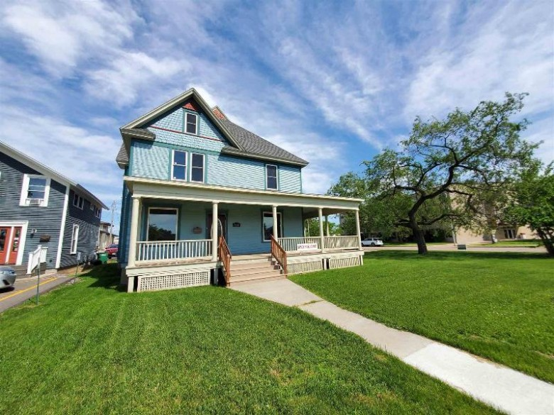 231 Lincoln Street, Wisconsin Rapids, WI by North Central Real Estate Brokerage, Llc $197,000