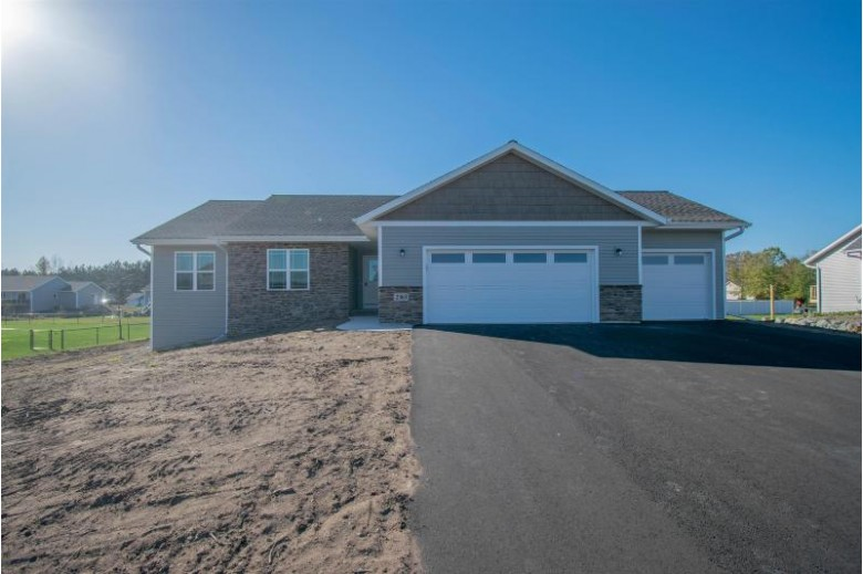 2363 Newcastle Drive LOT 74 Kronenwetter, WI 54455 by Re/Max Excel $329,900