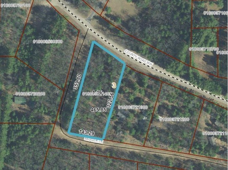 LOT 14 County Road Ww ANDERSON ACRES Wild Rose, WI 54984 by Empower Real Estate $39,900