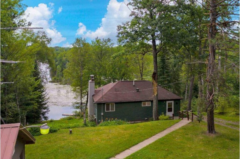 3114 South Shore Drive, Harshaw, WI by Keller Williams Rapids $299,900