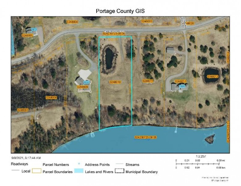 LOT 10 Timber Shores Drive Stevens Point, WI 54481 by First Weber Real Estate $249,900